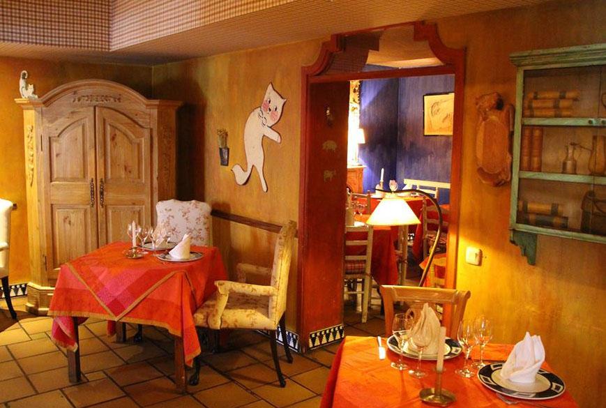 Restaurante La Galette 2 Madrid Interiores