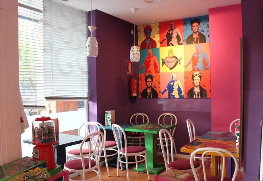 Restaurante La Revancha Leganes