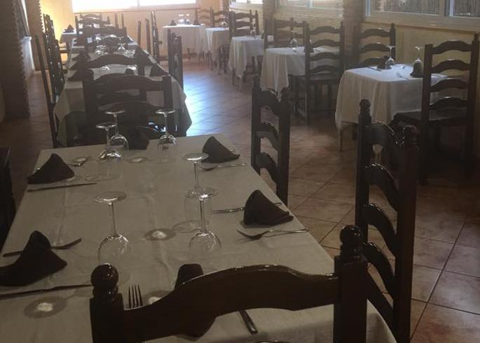 Restaurante Los Arcos de Pepe Getafe