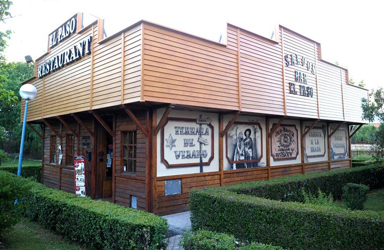 Restaurante Saloon El Paso Leganes
