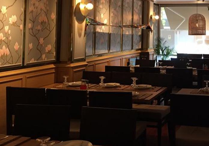Restaurante Xing Long Getafe Interiores