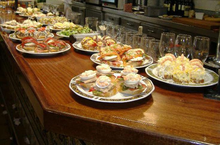 Bar San Marcial Donostia Pintxos