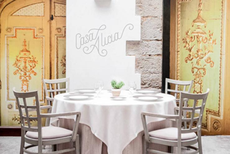 Casa Alicia Restaurante Madrid