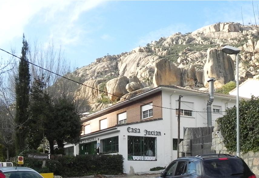 Casas manzanares el real affordable ruins of el castillo viejo de manzanares el real or plaza Casas en manzanares el real