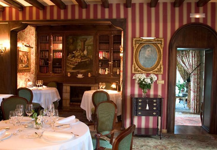 Restaurante El Cenador de Salvador Moralzarzal