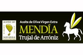 Trujal Mendía Coop Navarra Logo