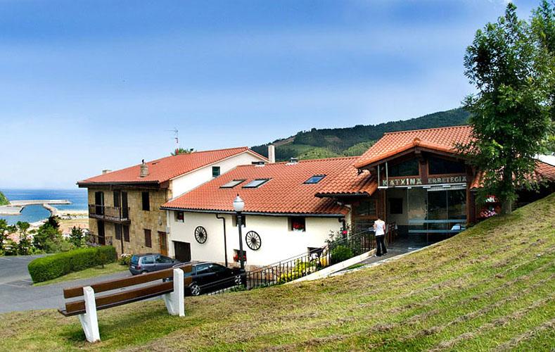 Katxiña Asador Restaurante Orio