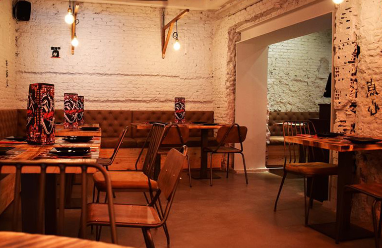 Misska Restaurante Madrid