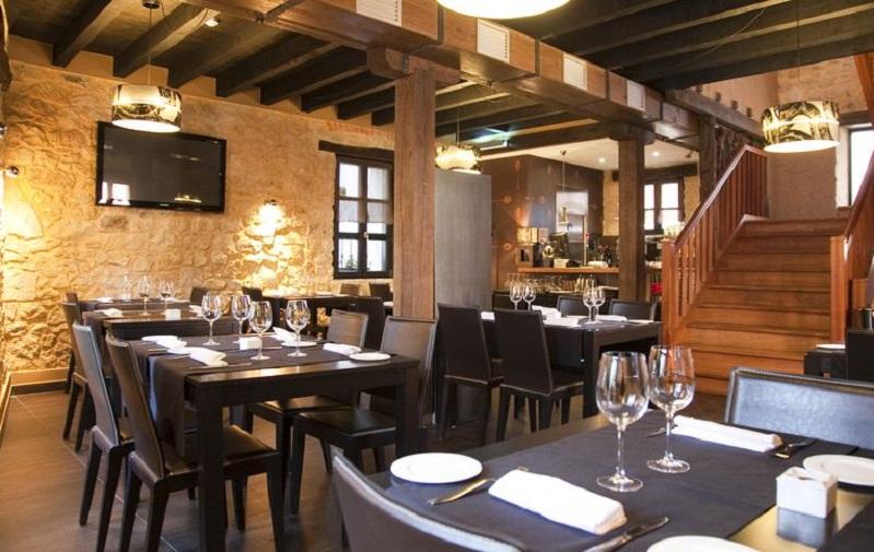 Restaurante Boga Getxo Comedor