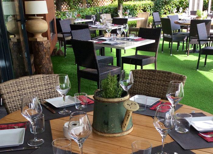 Restaurante En Copa De Balón Aravaca