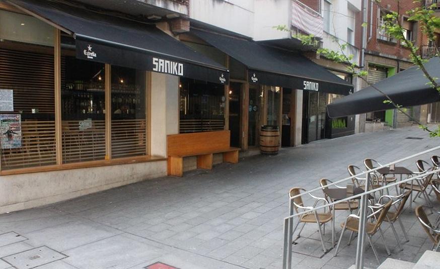 Saniko Restaurante Getxo