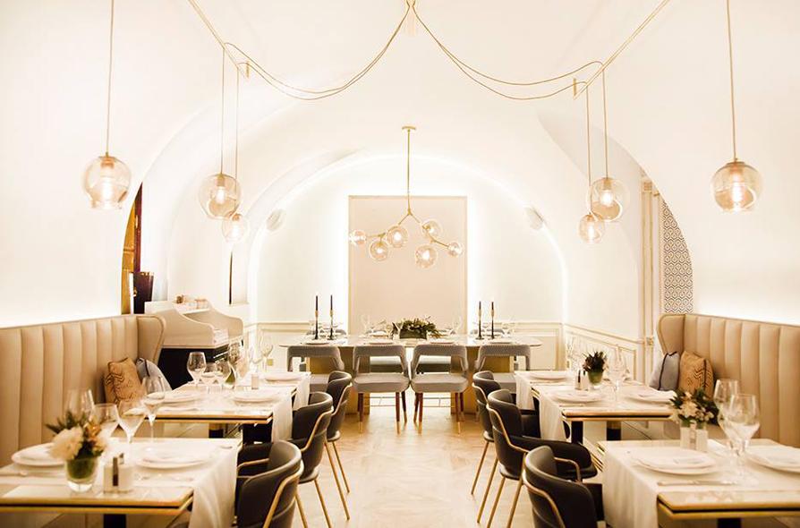 Restaurante Antoinette Brasserie Madrid