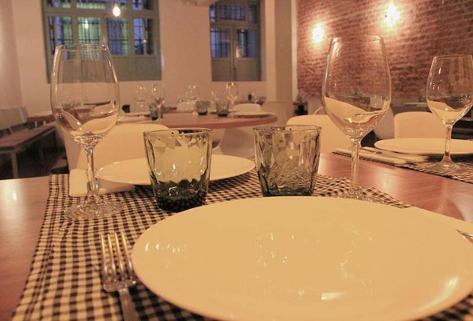 Restaurante Buteco Madrid Comedor