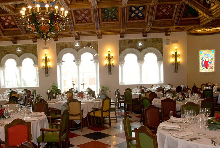 Restaurante Castillo de Izan Burgos