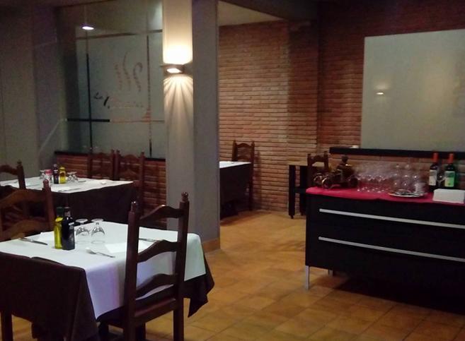 Restaurante La Brasa Manresa