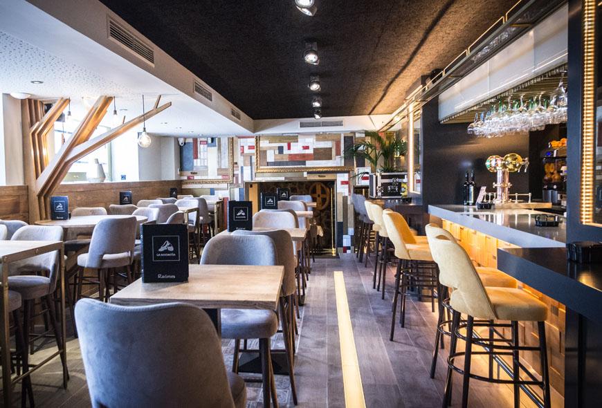 La Madreña Castellana Restaurante