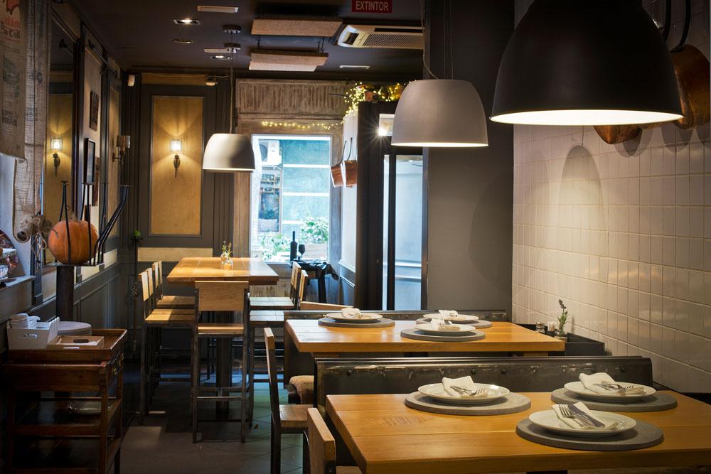 Restaurante Membibre Madrid