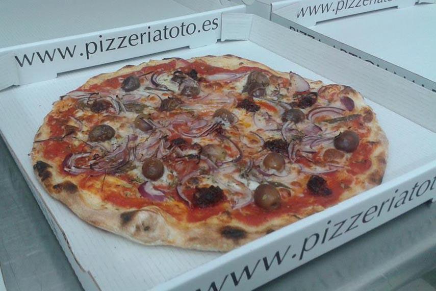 Pizzeria Toto Sopela