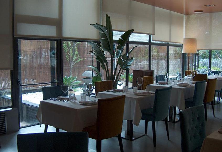 Restaurante Annapurna Madrid Sala