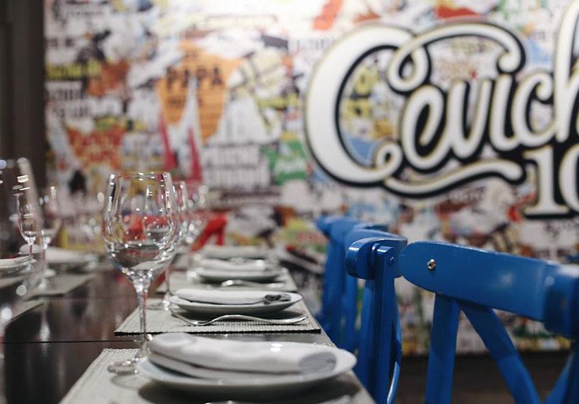 Restaurante Ceviche 103 Barcelona
