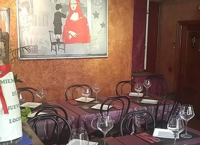Pizzeria Piccolina Restaurante San Sebastian de los Reyes