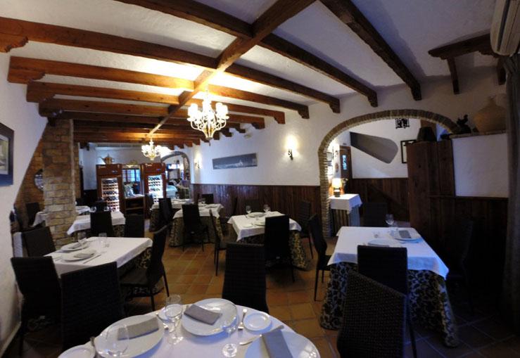 Restaurante La Botica Zahara de los Atunes