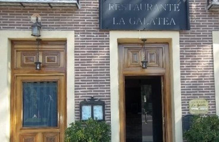 Restaurante La Galatea Alcala de Henares