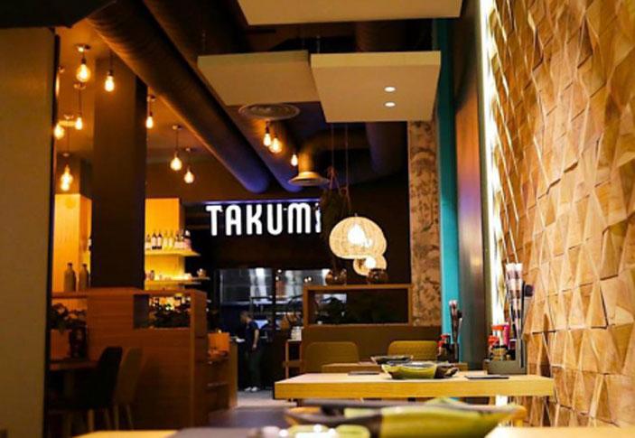 Restaurante Takumi Barcelona Sushi