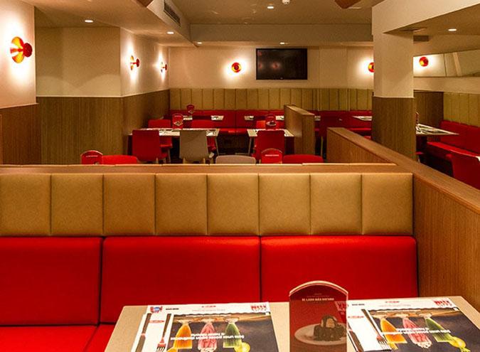 Restaurante Vips Avenida del Mediterraneo Madrid