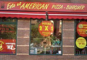 AMERICAN PIZZA BURGUER MÓSTOLES