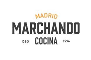 MARCHANDO COCINA