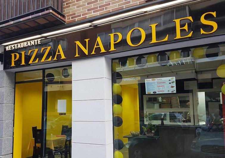 PIZZA NAPOLES