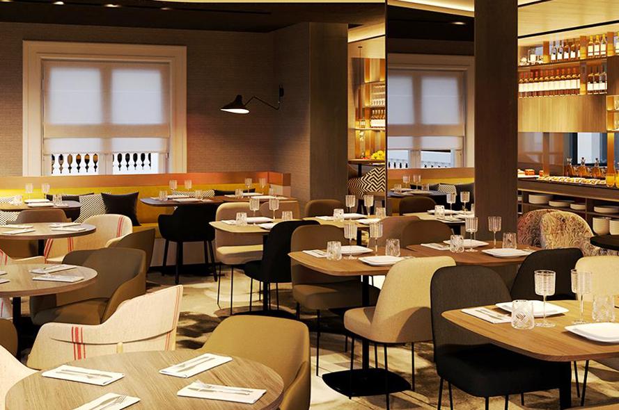 Restaurante Picalagartos Madrid Gran Via