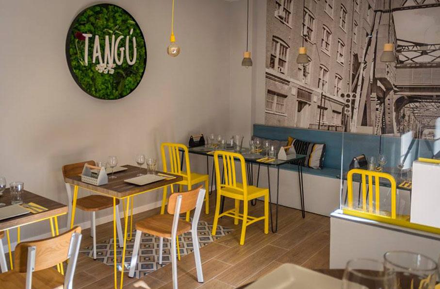Restaurante Tangu Alcala de Henares Burger
