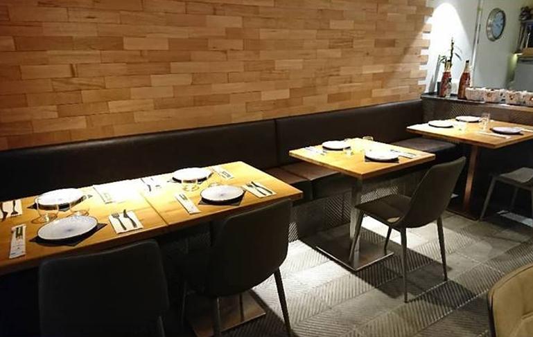 Restaurante Sunne Madrid Fusion