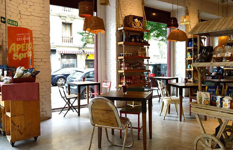 Mercato Italiano Madrid Gourmet Restaurante