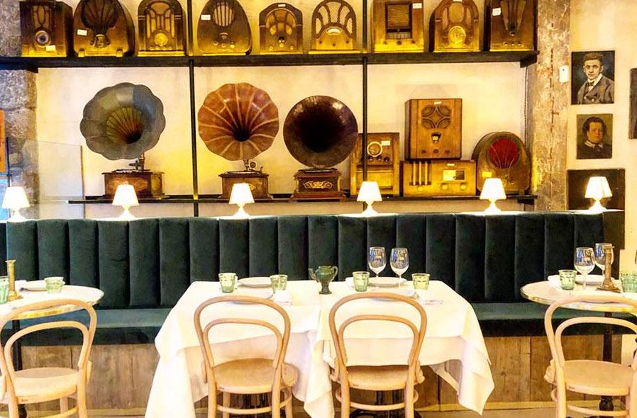 Casa Galleta Restaurante Madrid