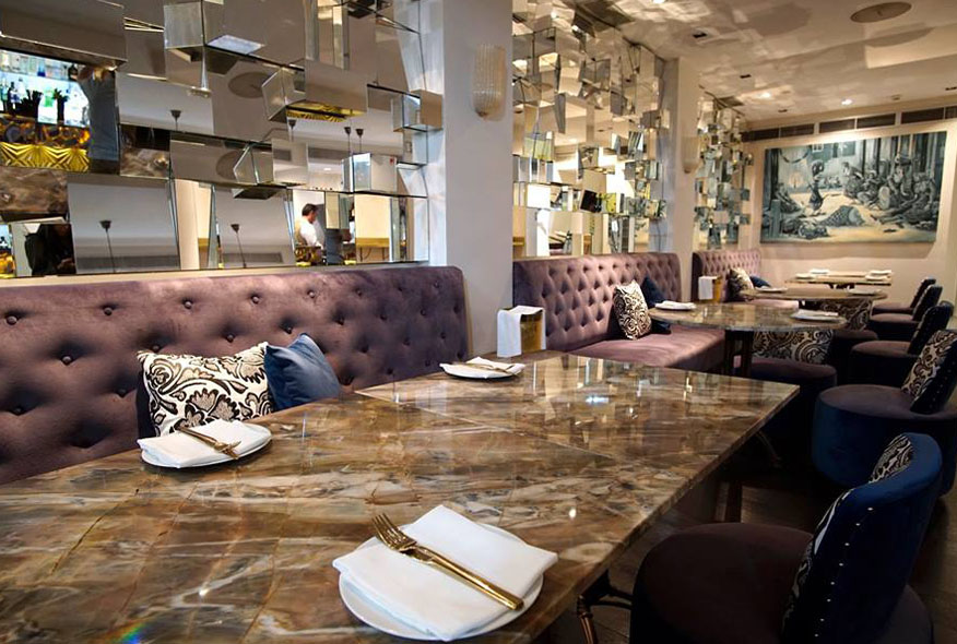 Restaurante Fizz Madrid Sala
