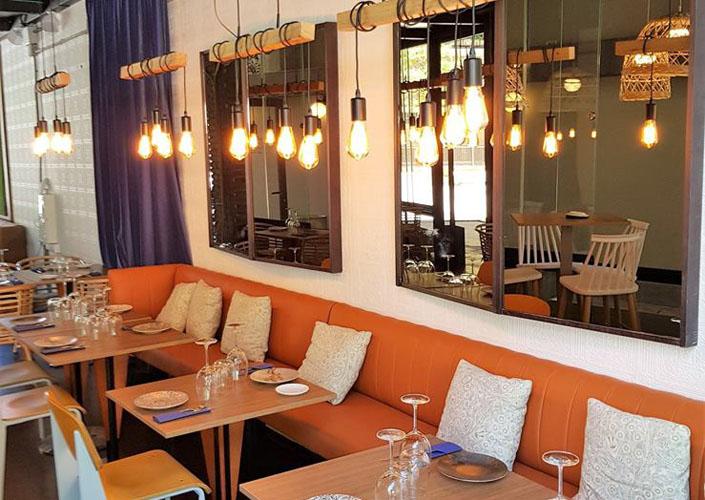 Restaurante Jimenez 22 Madrid Interiores