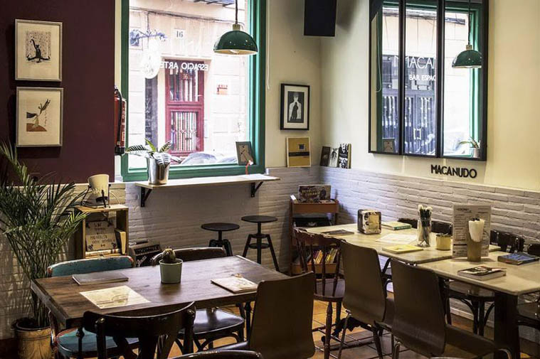 Macanudo Bar Madrid