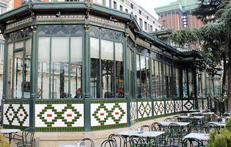 El Espejo Paseo Recoletos 31 Madrid