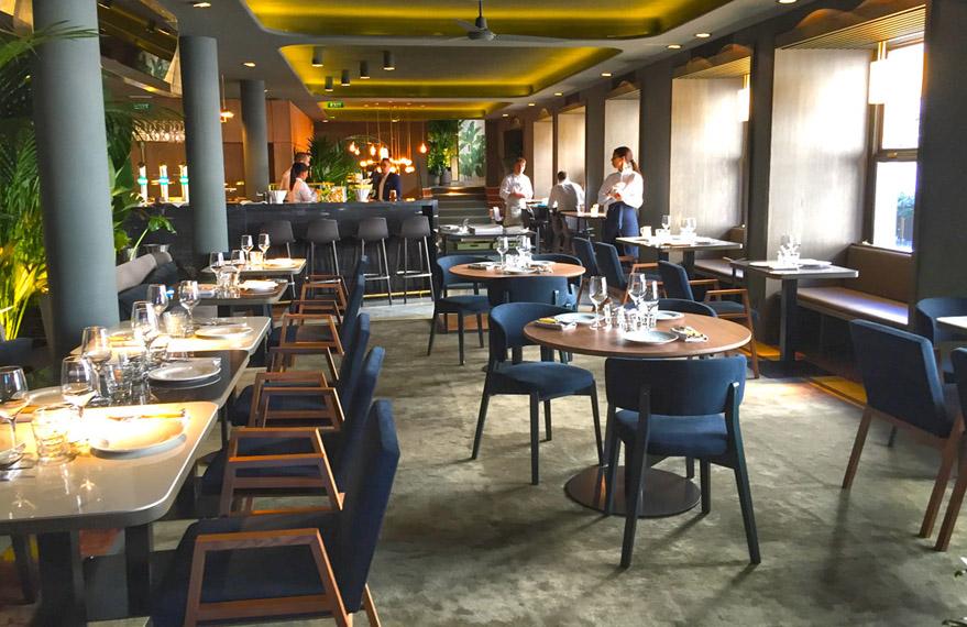 Restaurante La Primera Gran Via Madrid