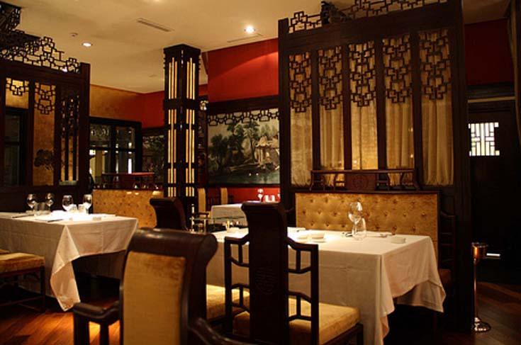 Restaurante Tse Yang Hotel Villa Magna