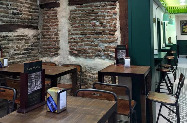 Bar Los Rotos Madrid Restaurante