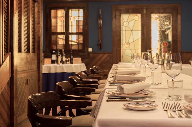 Pelotari Asador Madrid Restaurante