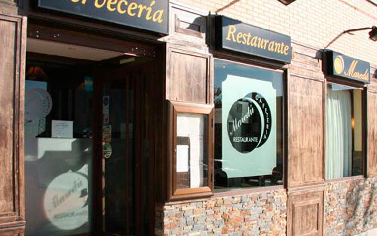 Restaurante Maredu Arroyomolinos Madrid