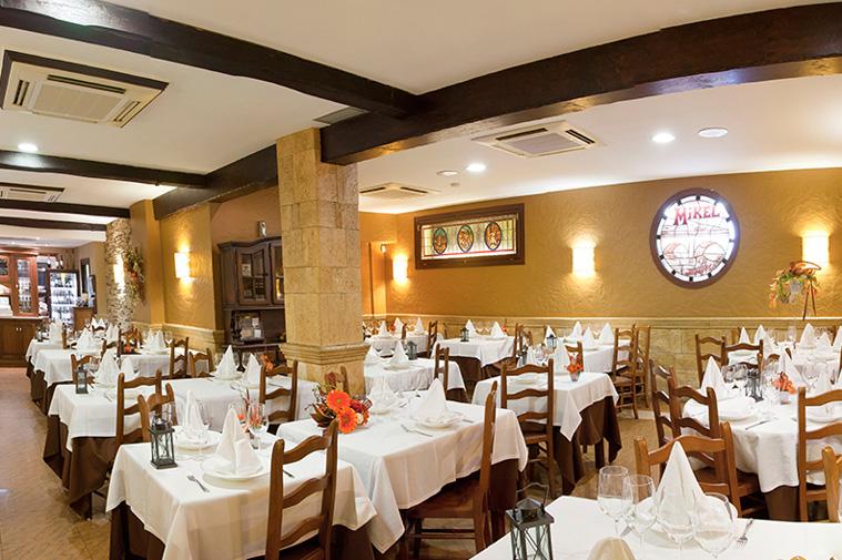 Restaurante Mikel Irun Comedor