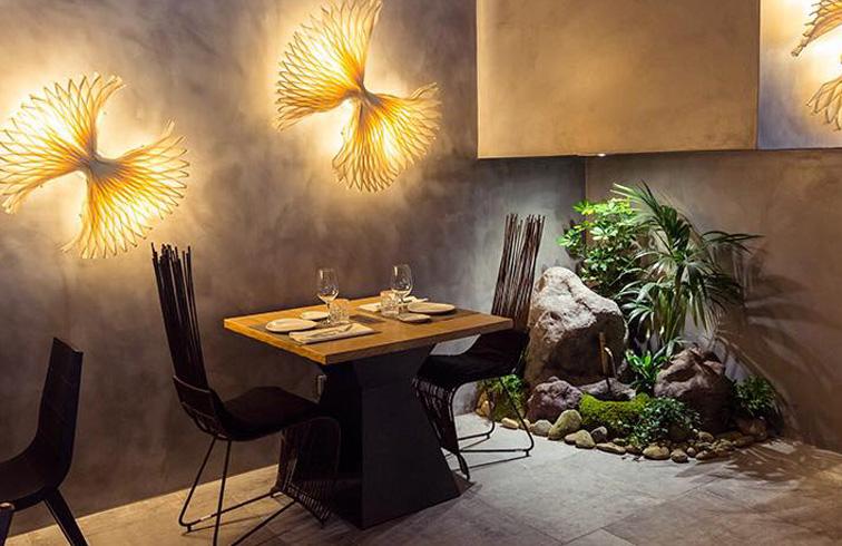 Restaurante Origen Bilbao Interiores