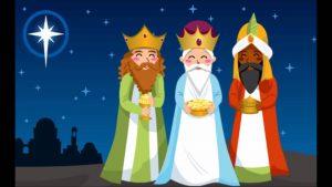 Menú adulto día de Reyes 2019