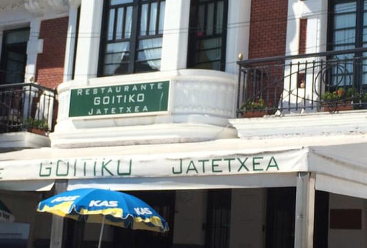Restaurante Goitiko Lekeitio